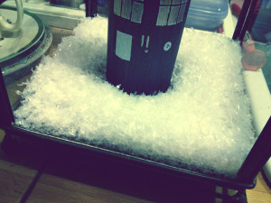 Whovian Winter Wonderland